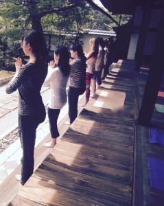 Spring Yoga 2016