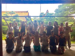 Yoga Retreat Summer 2017 31